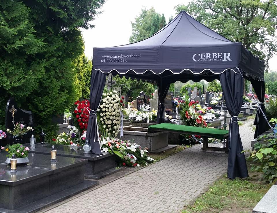 usługi pogrzebowe cerber