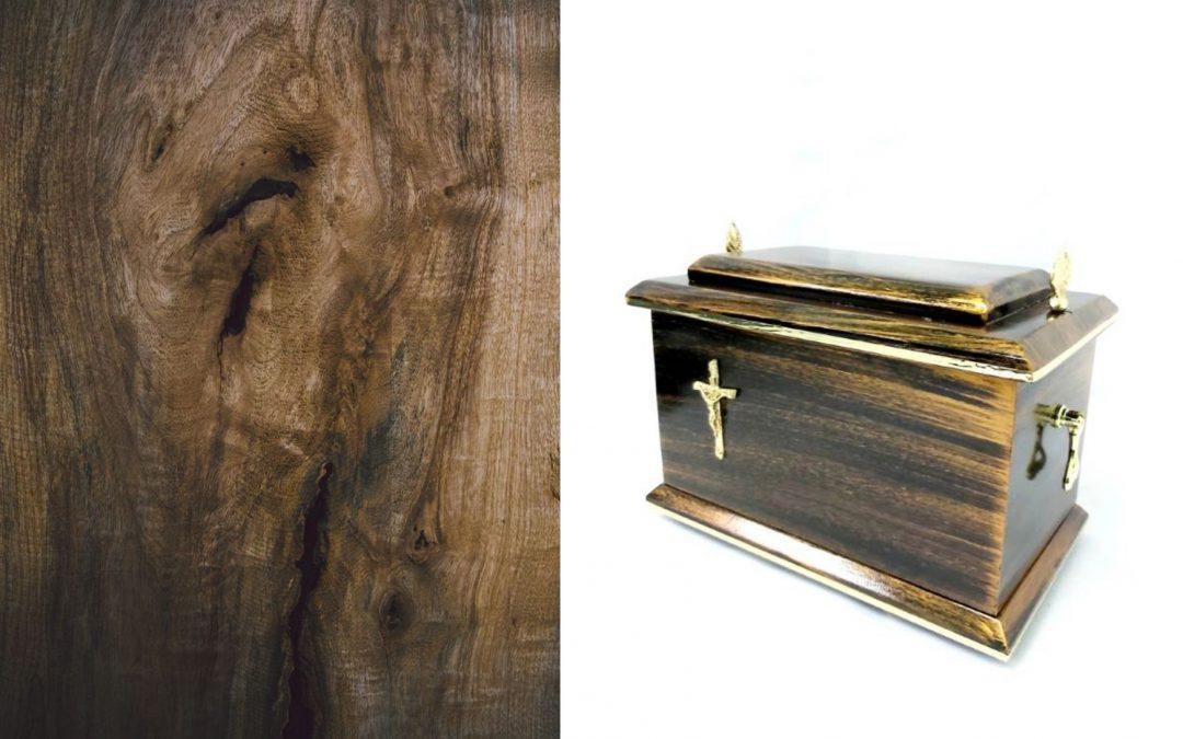 Drewniane urny