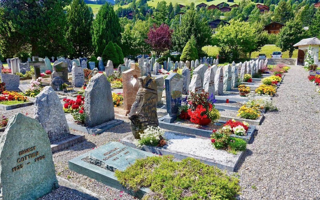 Zakład pogrzebowy w Dębnie